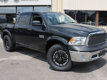 2017 Ram 1500 RAM 1500 : Leather, Back UP CAM, Lifted With Upgra Pickup