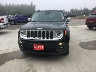 2017 Jeep Renegade Limited VUS