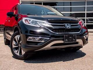 2016 Honda CR-V Touring >> Leather >> Navi >> AWD !! SUV