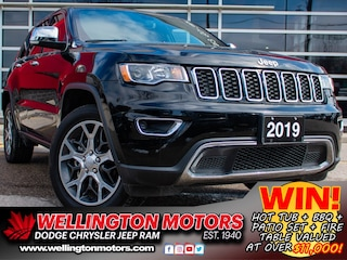 2019 Jeep Grand Cherokee Limited | 4WD | Dealer Cert. | Remote Start ... SUV