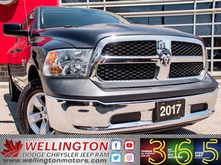 2017 Ram 1500 ST | Crew Cab | 4x4 | Hemi | Warranty ... Truck Crew Cab