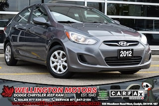 2012 Hyundai Accent GL / Low KS / No Accidents / Non-Smoking Sedan