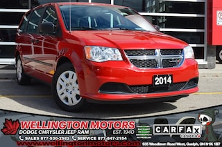 2014 Dodge Grand Caravan SE / Low Low Ks / Non-Smoking ... Van Passenger Van