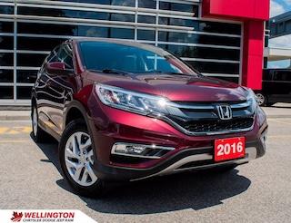 2016 Honda CR-V SE --> Clean CarFax ---> Lowks !! SUV