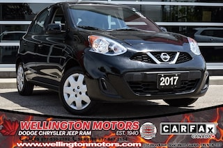 2017 Nissan Micra | No Accidents | Warranty | Non-Smoking ... Hatchback