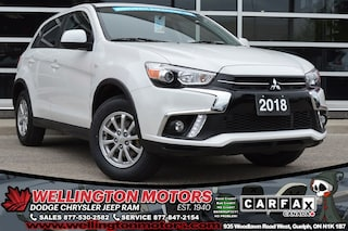 2018 Mitsubishi RVR SE / No Accidents / Warranty / Free 3 Month Sirius SUV