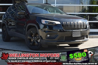 2019 Jeep New Cherokee Altitude / Cold Weather Group / Comfort Group ... SUV