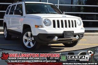 2015 Jeep Patriot Limited SUV