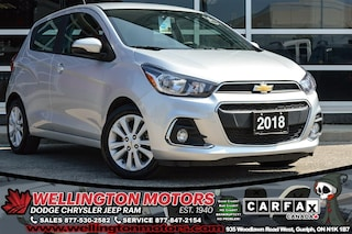 2018 Chevrolet Spark LT / Tinted Windows / No Accidents ... Hatchback