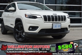 2019 Jeep New Cherokee Altitude | Comfort & Convenience Group | SafetyTec SUV