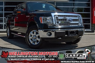 2013 Ford F-150 XLT / No Accidents / Tonneau  Cover / Bedliner ... Truck SuperCrew Cab