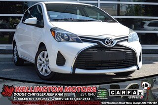2015 Toyota Yaris LE / Low Ks / Cert. & E-Tested / 4 New Tires !! Hatchback