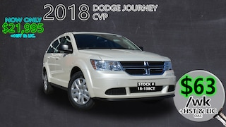 2018 Dodge Journey Canada Value Pkg / CVP/SE .. Demo Clearout !! SUV