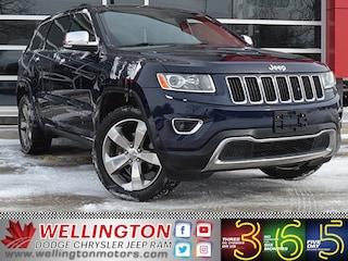 2015 Jeep Grand Cherokee Limited --> Power Sunroof --> Navi !! SUV