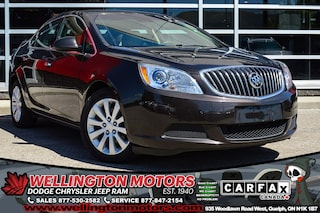 2014 Buick Verano Base / New Tires / Bluetooth / No Accidents .... Sedan