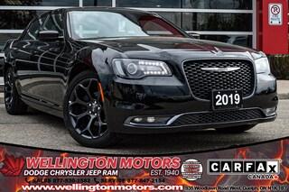 2019 Chrysler 300 300S / Performance Suspension / Alpine Speakers !! Sedan