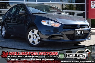 2013 Dodge Dart SE / Brand New Tires / No Accidents / Low Low Ks . Sedan