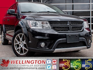 2013 Dodge Journey R/T Rallye - As-Traded SUV