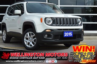 2015 Jeep Renegade North / Cold Weather Group / 4x4 ... SUV