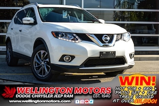 2016 Nissan Rogue SL | AWD | LEATHER | POWER LIFTGATE !! SUV