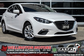 2016 Mazda Mazda3 Sport GS / Bluetooth / Heated Seats / Back-Up Cam ... Hatchback