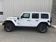 2021 Jeep Wrangler 4xe Unlimited Rubicon 4xe 4x4