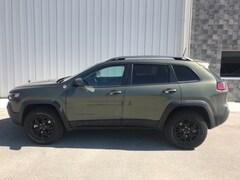 2020 Jeep Cherokee Trailhawk SUV