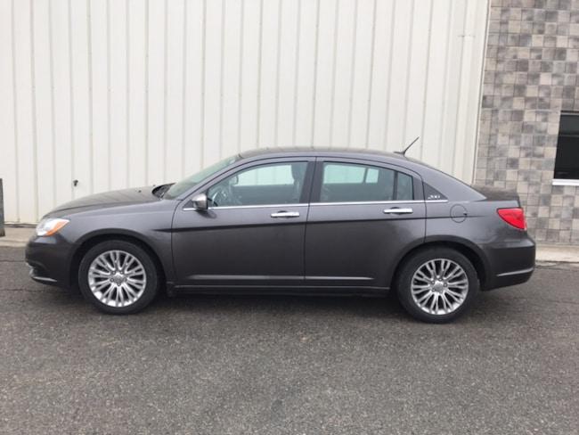 2014 CHRYSLER 200 UNKNOWN Sedan