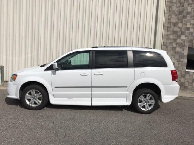 2015 Dodge Grand Caravan Crew Van