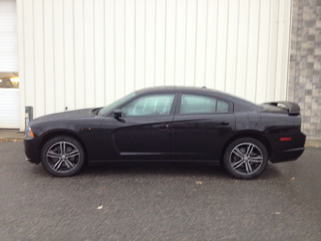2014 Dodge Charger SXT AWD Sedan