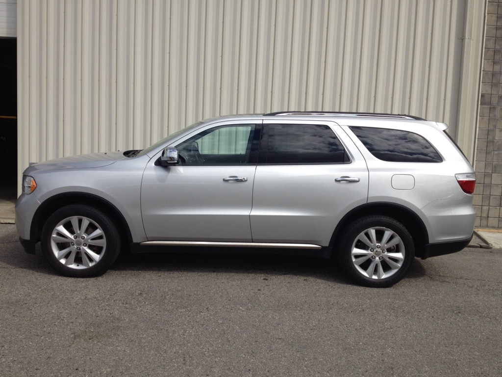 2013 Dodge Durango Crew Plus SUV