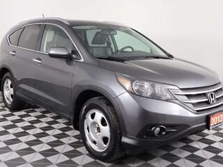 2013 Honda CR-V Touring w/Heated Leather, Sunroof, Navigation SUV
