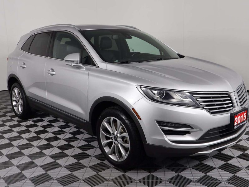 2015 Lincoln MKC w/Panoramic Roof, Heated Seats AND Wheel, Navigati SUV