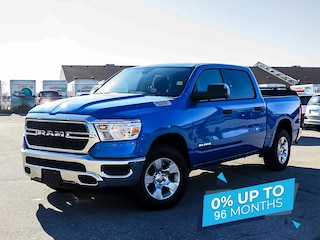 2021 Ram 1500 Tradesman SXT | Apple Car Play | Trailer Tow Group 4x4 Crew Cab 144.5 in. WB