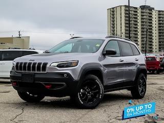 2020 Jeep Cherokee Trailhawk Elite V6 Safety Pkg SUV