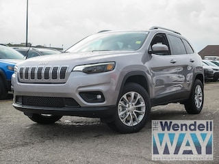 2019 Jeep New Cherokee North SUV 41499