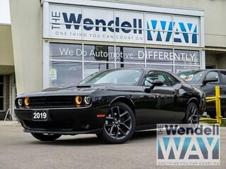 2019 Dodge Challenger SXT PLUS |NAV|ROOF|BLACKTOP Coupe