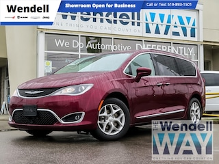 2020 Chrysler Pacifica Touring L Plus Nav/Advanced Safety Tech Pkg Van