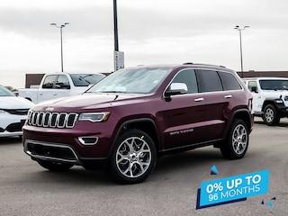 2021 Jeep Grand Cherokee Limited | Alpine Sound | Trailer Tow  SUV