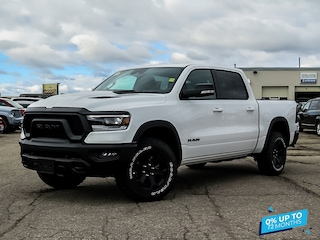 2021 Ram 1500 Rebel | Leather | Pano Roof | Heads-Up Display Truck Crew Cab