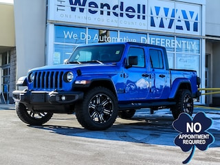 2021 Jeep Gladiator 80th Anniversary |Upgaded Tires & Rims |Dual Tops 4x4 Crew Cab 5 ft. box