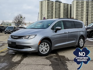 2021 Chrysler Grand Caravan SXT | Power Doors | Remote Start | Heated Seats Van