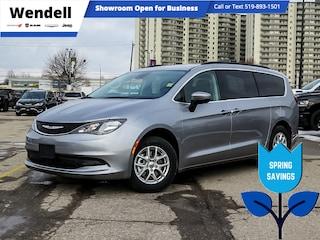 2021 Chrysler Grand Caravan SXT | Power Doors | Remote Start | Heated Seats Van