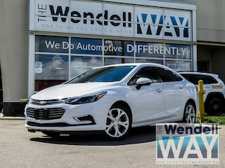 2017 Chevrolet Cruze Premier Very Clean Vehicle Sedan