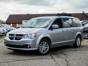2020 Dodge Grand Caravan Premium Plus | Nav | Remote Start | Heated Seats Van