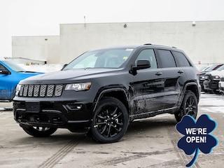 2021 Jeep Grand Cherokee Altitude   Remote Start   Trailer Tow 4x4