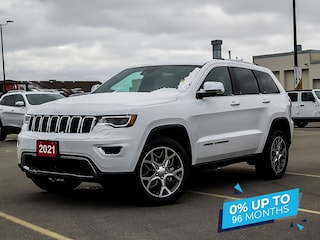2021 Jeep Grand Cherokee Limited | Adaptive Cruise | Ventilated Front Seats SUV