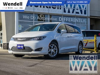 2018 Chrysler Pacifica Touring L Plus Nav/DVD/Leather Van