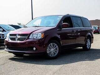 2020 Dodge Grand Caravan Premium Plus   DVD   Nav   Heated Seats Van