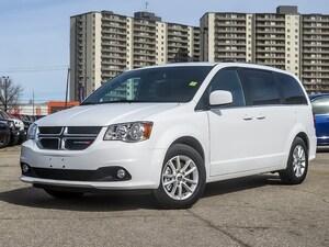 2020 Dodge Grand Caravan Premium Plus | Nav | DVD | Heated Seats Van